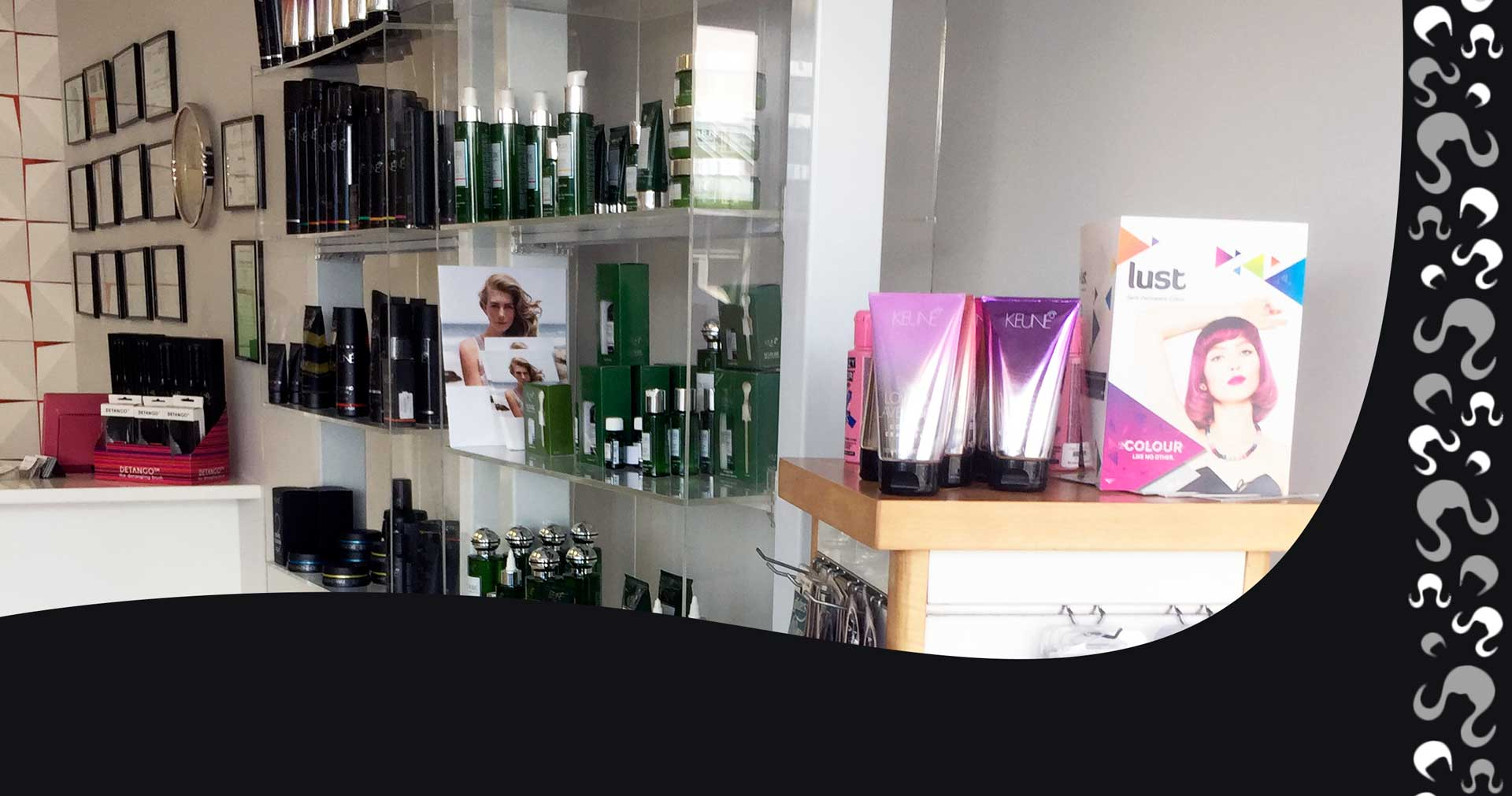 Hair Care Products at Michelles in Masterton